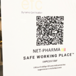Net-Pharma obtains the Safe Working Place Certificate