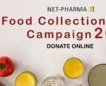 Net-Pharma promotes the food collection campaign 2020